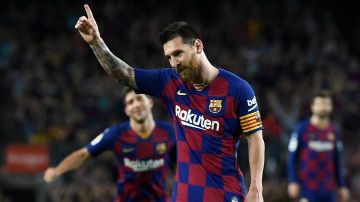 Djelovalo je nemoguće srušiti Peleov rekord sve dok se nije pojavio Messi