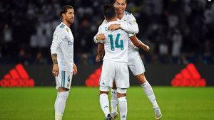 Zidane: Želimo da Ronaldo ostane u Madridu do kraja karijere, ovo je njegov dom