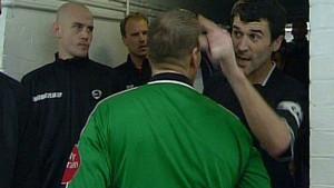 """""""Prolazio sam pored Keanea u tunelu, a on mi je rekao da odje*em jer ide u rat protiv Arsenala"""""""