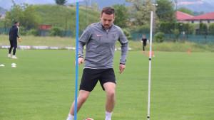 FK Sarajevo se vratio treninzima, u pogonu i Hebibović