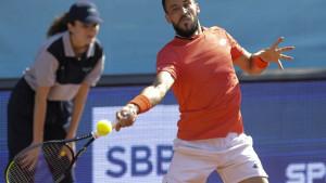 Džumhur napredovao na ATP listi, ali TOP 100 još uvijek daleko