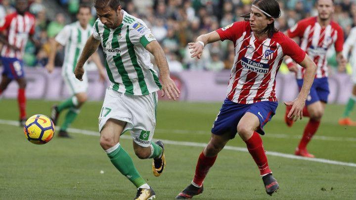 Atletico Madrid pogotkom Saula Nigueza slavio u gostima protiv Real Betisa