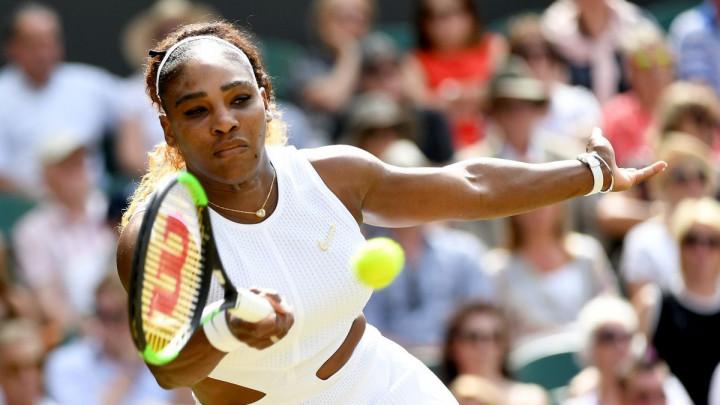 Serena Williams se rasplakala u toku meča