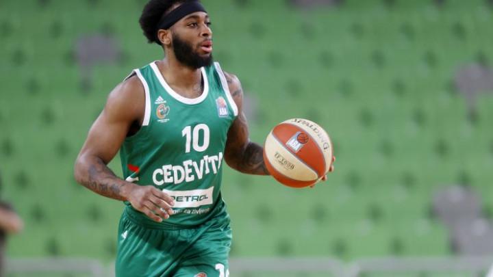 Cedevita Olimpija ostala bez jednog od najboljih košarkaša