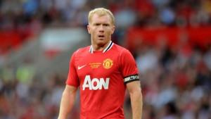 Paul Scholes se vraća u Manchester United