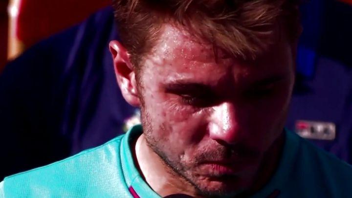 Wawrinka u suzama poručio Federeru: Ti si šu...!