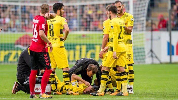 Borussia šest sedmica bez kapitena