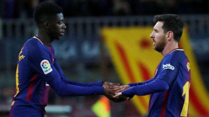 Messi poručio Dembeleu da može napustiti klub na ljeto?