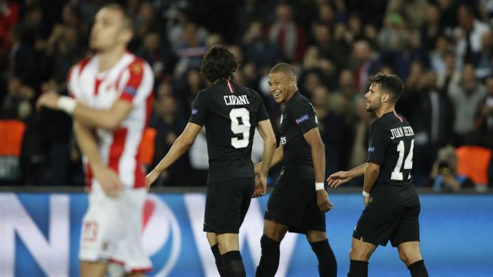 UEFA sumnja u namještanje: Poznato koji golovi su sumnjivi na meču PSG - Zvezda