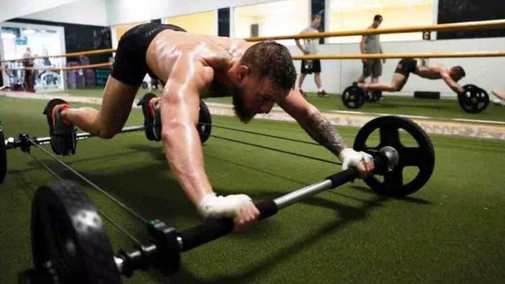 Conor McGregor spremniji nego ikad: Kreće li po novi pojas?