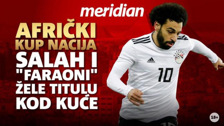 """Počinje Afrički kup nacija: Salah i """"faraoni"""" žele titulu kod kuće"""