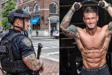 Najisklesaniji policajac na kog je NYPD ponosan
