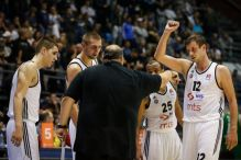 Partizan slavio u Novom Mestu
