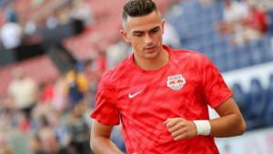 Laskavo priznanje: Prevljak najbolji igrač Salzburga u augustu