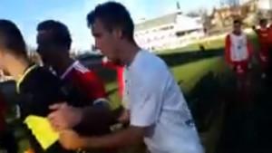 Igrač Novog Travnika fizički nasrnuo na novinara u Bihaću