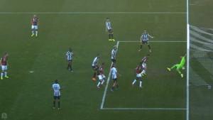 Golman Udinesea u nekoliko sekundi napravio dvije odbrane za pamćenje