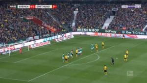 Ovo se ne brani: Majstorski gol Alcacera protiv Werdera