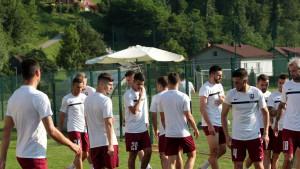 UŽIVO: FK Sarajevo - NK Domžale 2:2
