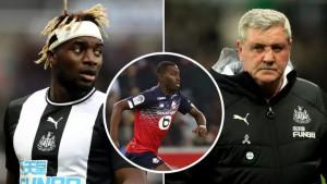 Newcastle očajno želio dovesti igrača Lillea, Saint-Maximin mu putem video poziva pokazivao klub