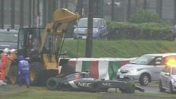 Sutil: Slaba vidljivost je kriva za Bianchijevu nesreću