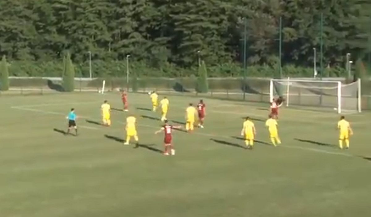 FK Sarajevo golom Milanovića poveo protiv NK Domžale