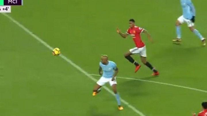 Rasplamsao se derbi na Old Traffordu: Dva gola za pet minuta