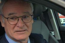 Ranieri po zadnji put posjetio stadion Leicestera