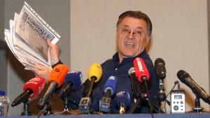Mamićev bijeg nije jeftin: Dinamo mu plaća BMW, zaštitare...