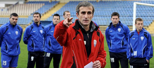 Branko Karačić novi trener Širokog