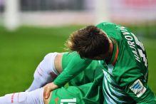 Hajrović zadobio tešku povred koljena?