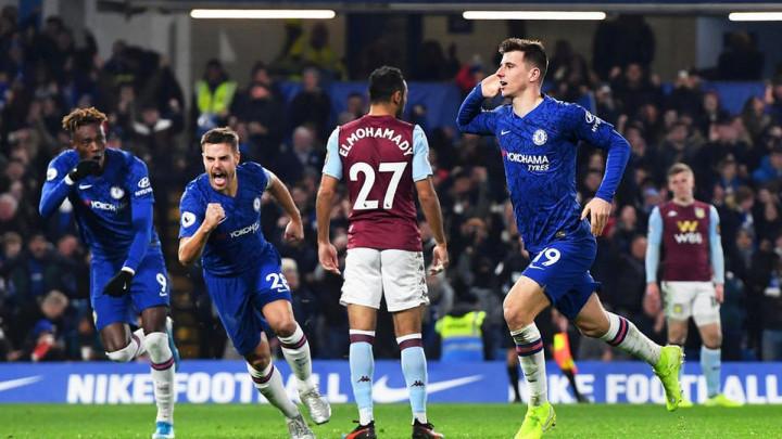 Chelsea savladao Aston Villu, Leicester ne staje