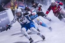 Croxall slavio na downhill utrci u Finskoj
