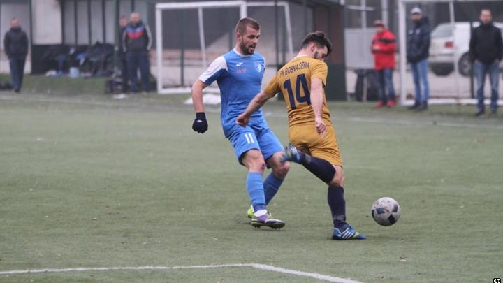Iskra u subotu protiv Novog Travnika