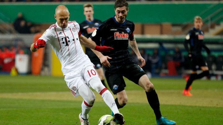 Bayern se poigrao sa Paderbornom i izborio polufinale Kupa