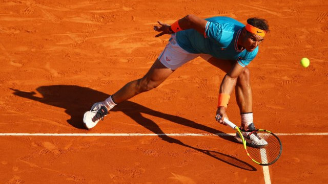 Čudo u Monte Carlu, Nadal nemoćan u polufinalu!