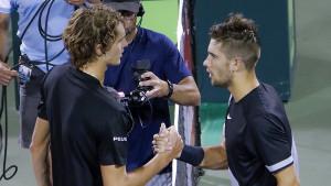 Zverev zaustavio Ćorića u četvrtfinalu Mastersa u Miamiju