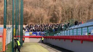 Igrači Željezničara i u Ugljeviku imaju podršku svojih navijača