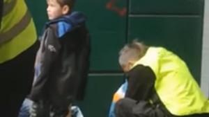 Skandalozno ponašanje zaštitara na Maksimiru prilikom ulaska dječaka na stadion