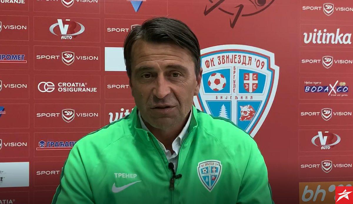 Zildžović: Ovo je veliki izazov, jedva čekam sutrašnji dan da počnem raditi s ekipom