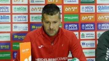 Isaković: Oslabljeni smo, ali pokušat ćemo iznenaditi goste