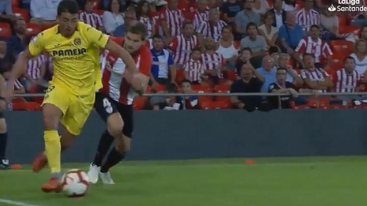 Dribling nogometaša Villarreala teško će ko nadmašiti do kraja sezone