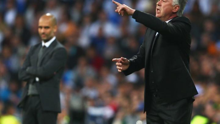 Guardiola o Ancelottiju: Njegovi timovi su uvijek pobjeđivali moje