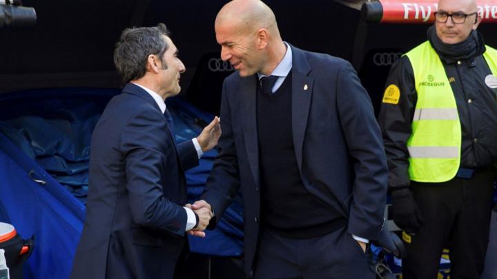 Zidane: Žao mi je Valverdea