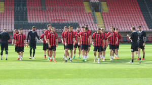 NK Čelik se ispromašivao protiv turskog superligaša