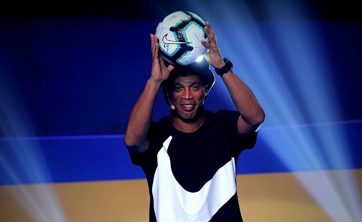 Ronaldinho izuzetno cijeni igrača Real Madrida: Bit će jedan od najboljih na svijetu...