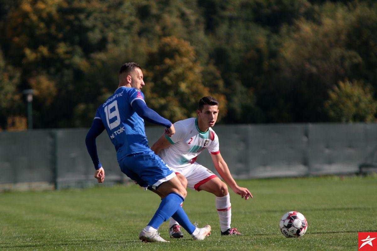 Dizdarević sa bijele tačke donio pobjedu NK TOŠK protiv FK Igman