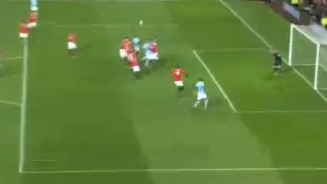 Nevjerovatna glupost Lukakua, City ponovo vodi na Old Traffordu