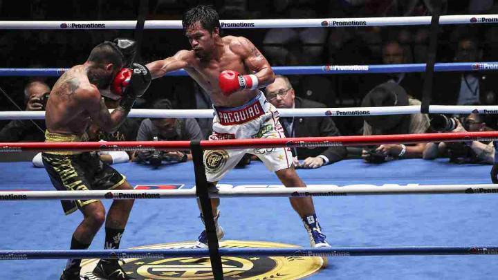 Manny Pacquiao nokautirao Lucasa Matthyssea i zadržao WBA pojas