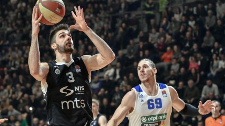 Partizan krenuo sporo, pa deklasirao Zadar