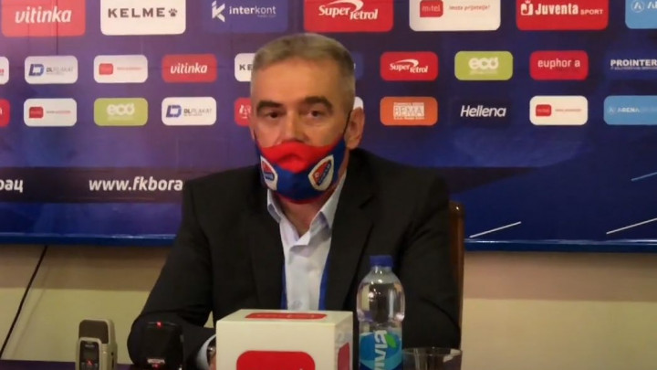 """""""Sreća postigli smo gol koji je na ovakoj utakmici zlata vrijedan"""""""